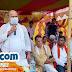 सोनो : योजनाओं का शिलान्यास करने पहुँचे एमएलसी संजय प्रसाद, गिनाई सरकार की उपलब्धियां