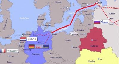 Німеччина дозволила будівництво Північного потоку-2