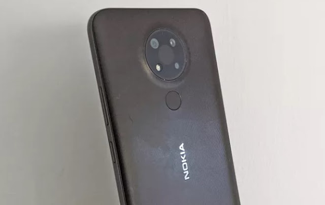 CAMERA AND BATTERY: NOKIA 3.4 REVIEW