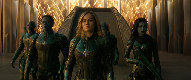 Blu-Ray Review | Captain Marvel | 2019