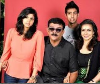 Kalyani Priyadarshan Family Husband Parents children's Marriage Photos