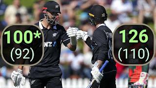 New Zealand vs Bangladesh 3rd ODI 2021 Highlights