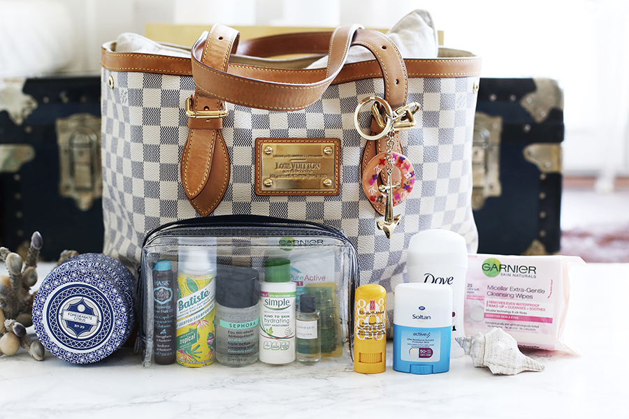 Hand luggage only? Carry on these skincare and beauty essentials for travelling light in summer.