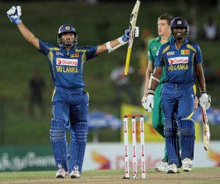 Faf du Plessis 85 - Tillakaratne Dilshan 74* - Sri Lanka vs South Africa 3rd T20I 2013 Highlights