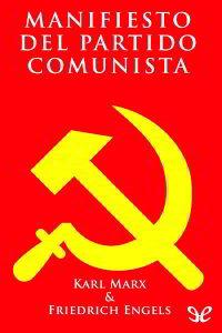 Libros gratis Manifiesto del partido comunista descargar en pdf completo