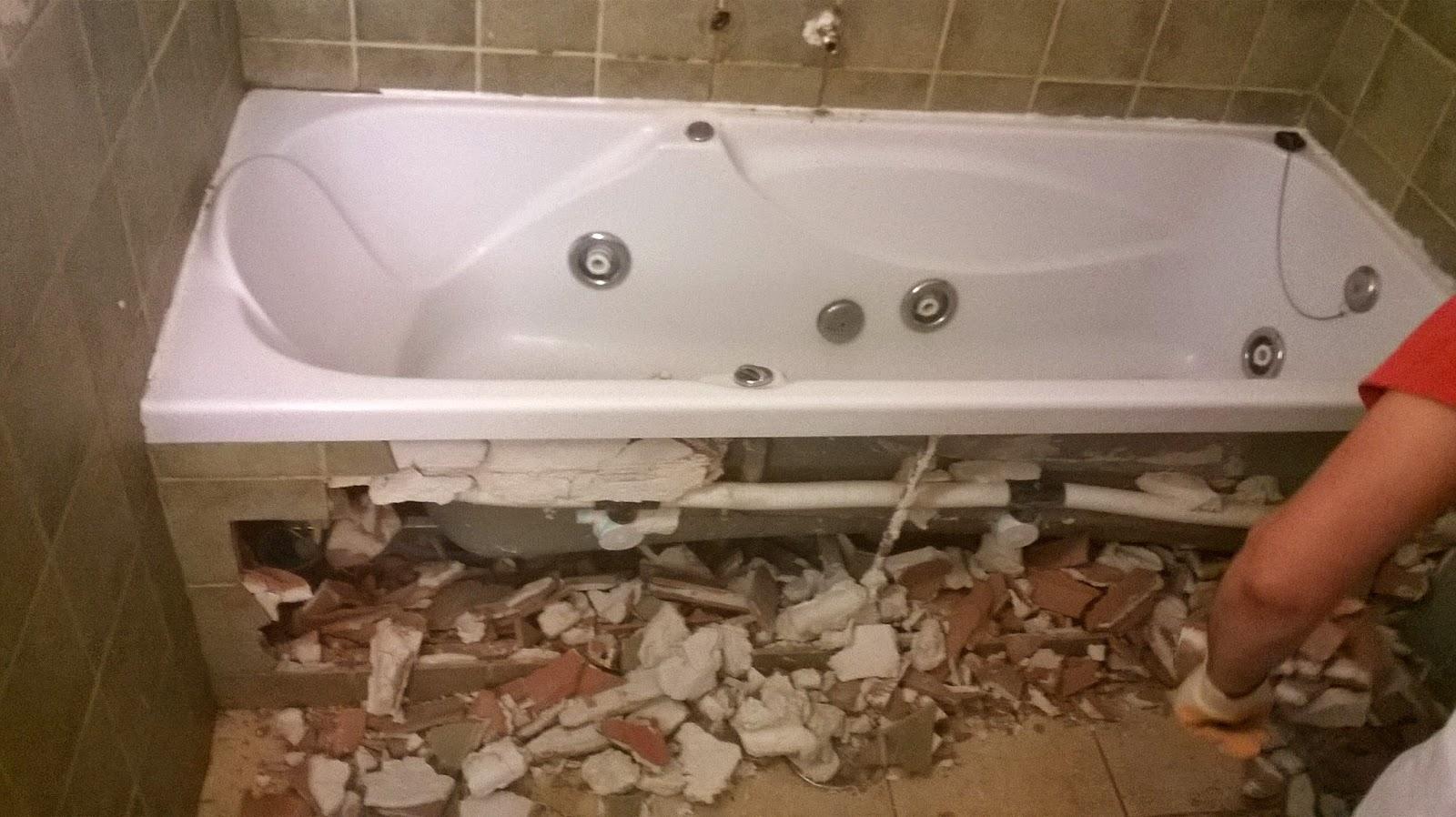 Reformas Sedob: Renovación de un cuarto de baño