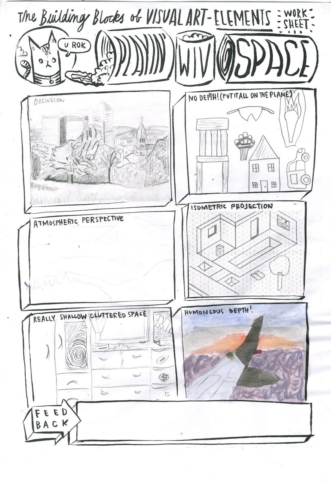 Chris Roden Graphics Unit 1 Elements Worksheet