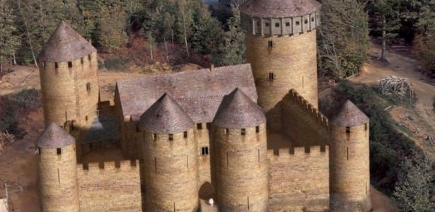 Castelos da Idade Média