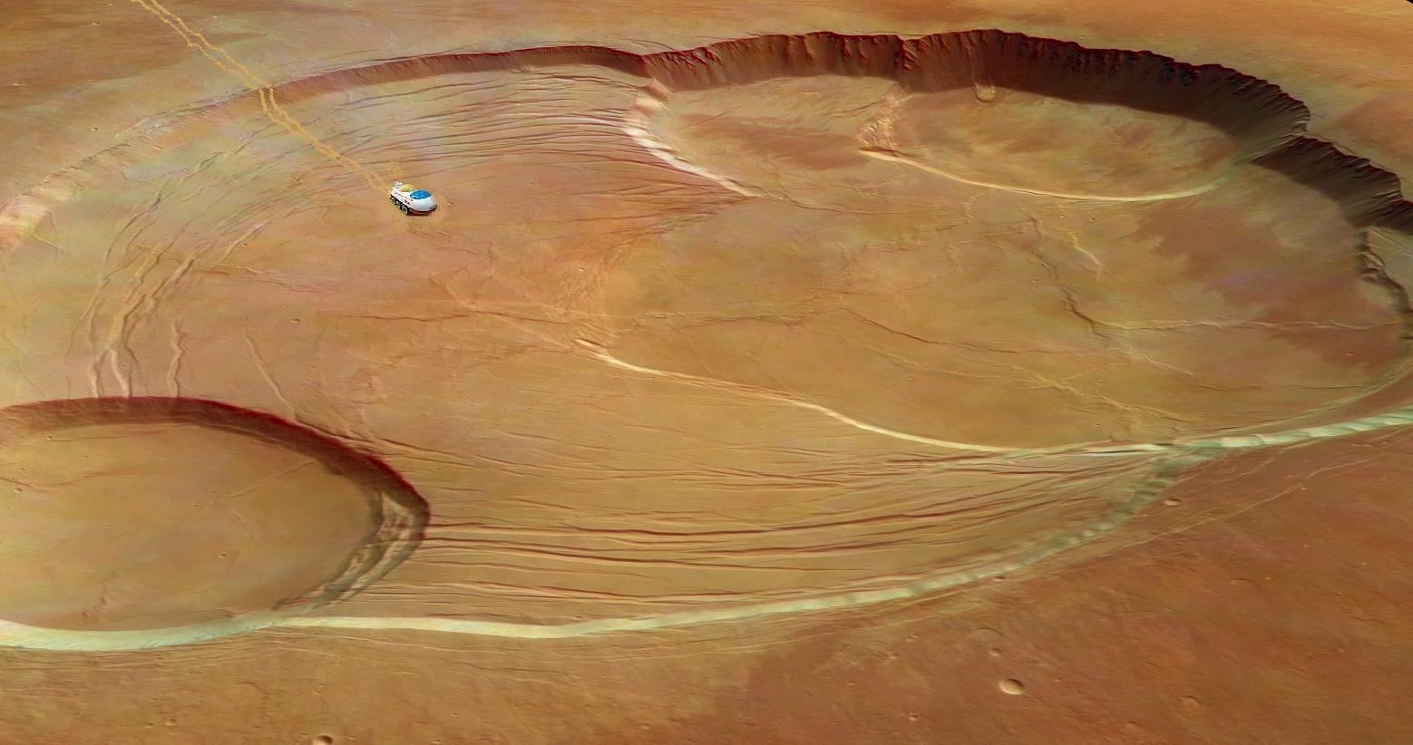mars underground base - photo #36