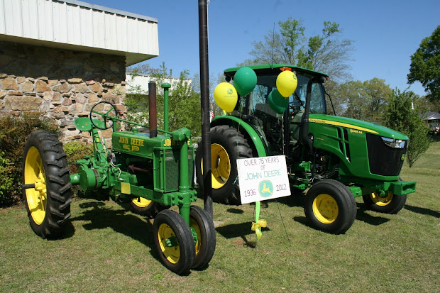 Smiths Tractor Show