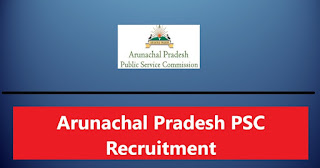 Arunachal-Pradesh-PSC