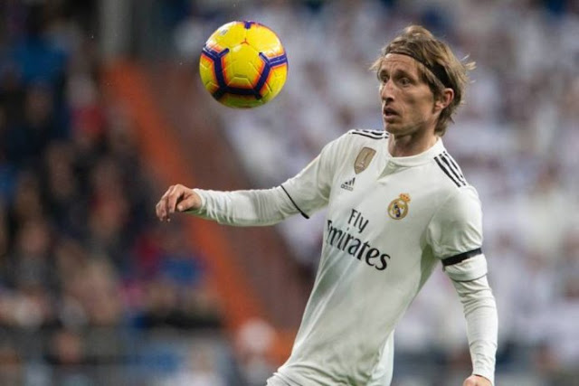Modric Will Leave Madrid For AC Milan
