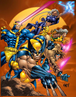 X-Men la serie animada Temporada 4