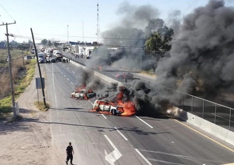 CJNG, Cártel de Sinaloa y el Cártel de Santa Rosa de Lima: los tres cárteles en guerra por Guanajuato