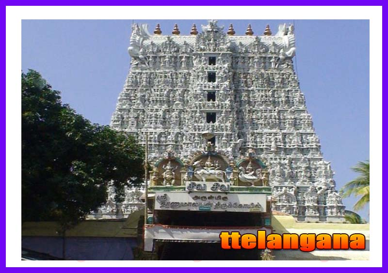 Suchindram Shakti Peeth Temple Tamil Nadu Full Details