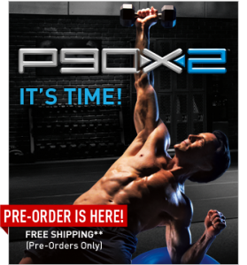 Day 1: P90X2 -- The 12 Days of Holiday Fitness Gifts - Lean It UP!