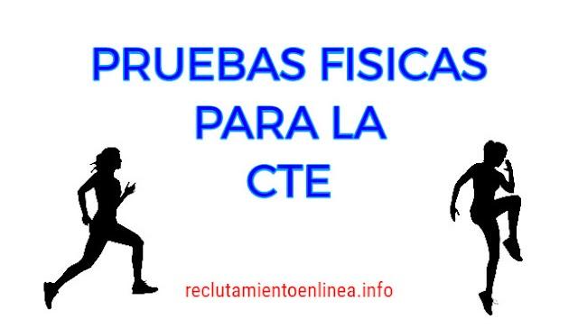 ᐅ Pruebas Fisicas para la CTE Comision de Transito del Ecuador