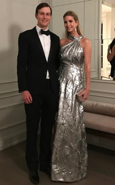 Ivanka Trump said to 'feel terrible' for photo of $5000 dress posted in midst of immigration ban controversy