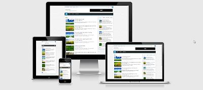 JPStation Template Blogger Responsive Gratis Terbaik