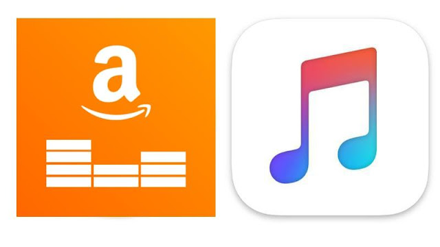 Apple e Amazon Music