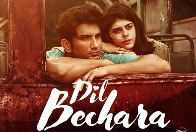 Dil Bechara (2020) Full Movie Download 480p, 720p   Filmywap