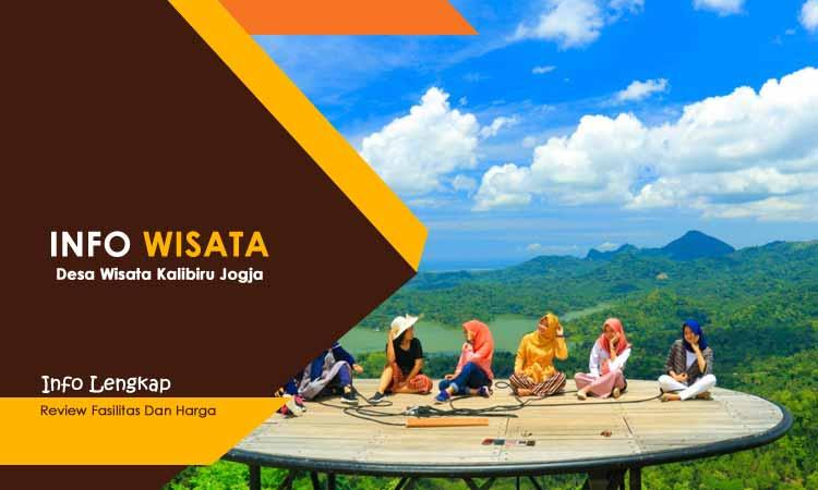 Wisata Kalibiru Yogyakarta