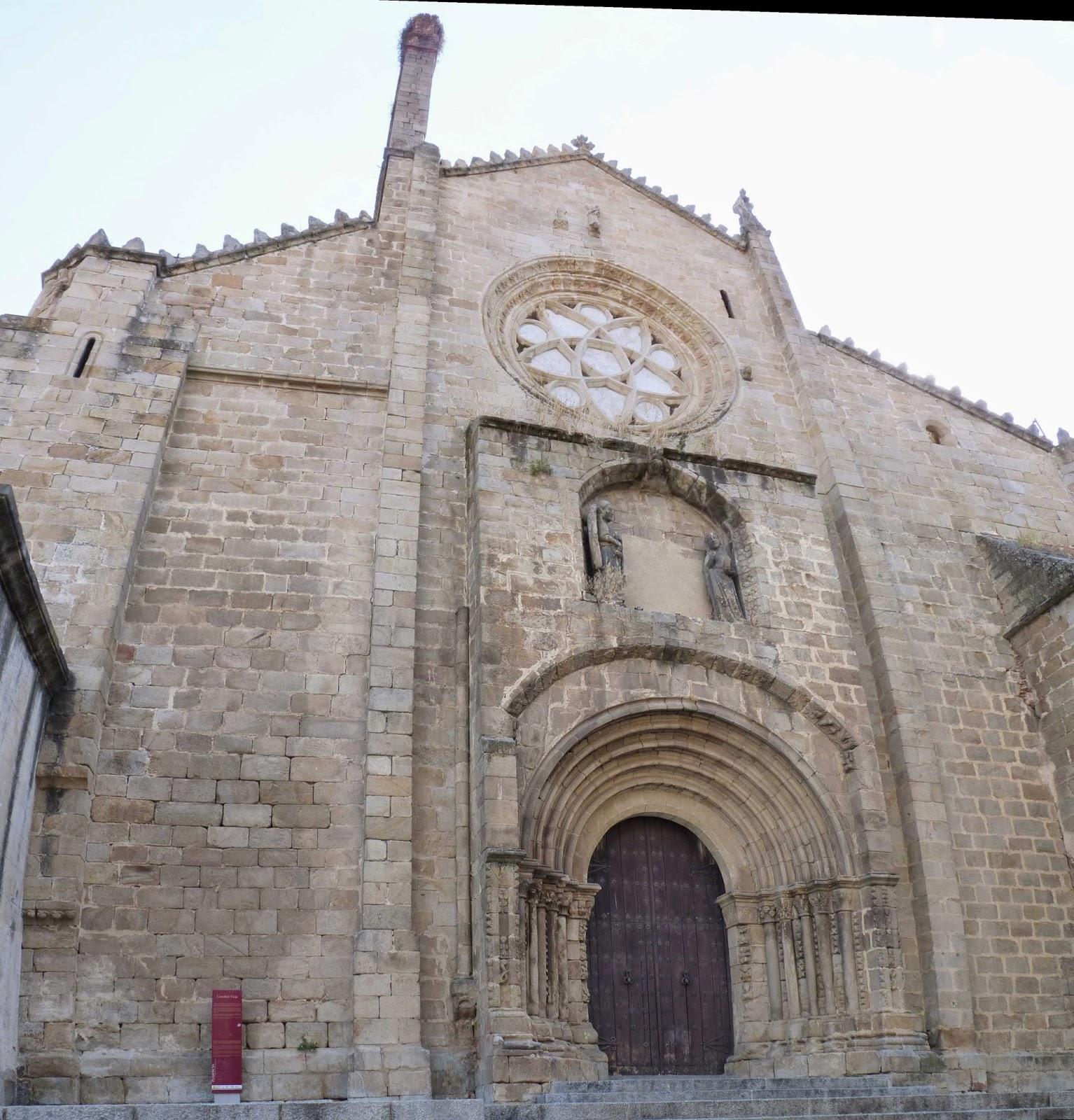 Catedral Vieja de Plasencia.