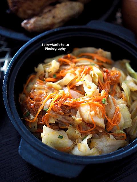 Aromatic Saute Vegetables