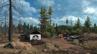 ats news, ats 1.32, american truck simulator, official developments, ats oreon dlc, oregon map, american truck simulator orgeon map dlc screenshots6