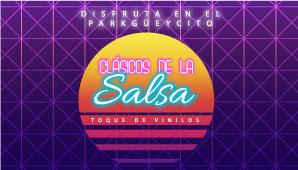 Fiesta CLASICOS DE LA SALSA | Bastidor Teatro