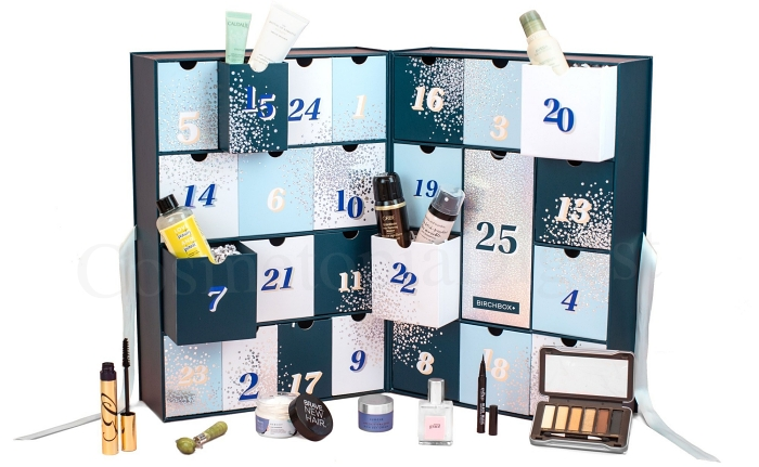Birchbox Beauty Advent Calendar 2019 spoilers and contents