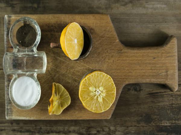 Khasiat lemon campur lada