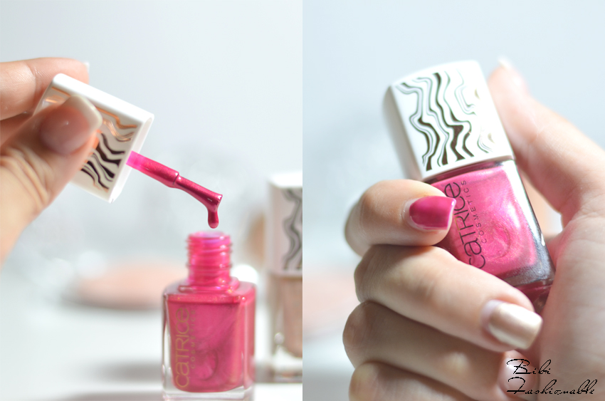 Catrice Nail Laquer Cosmic Pink