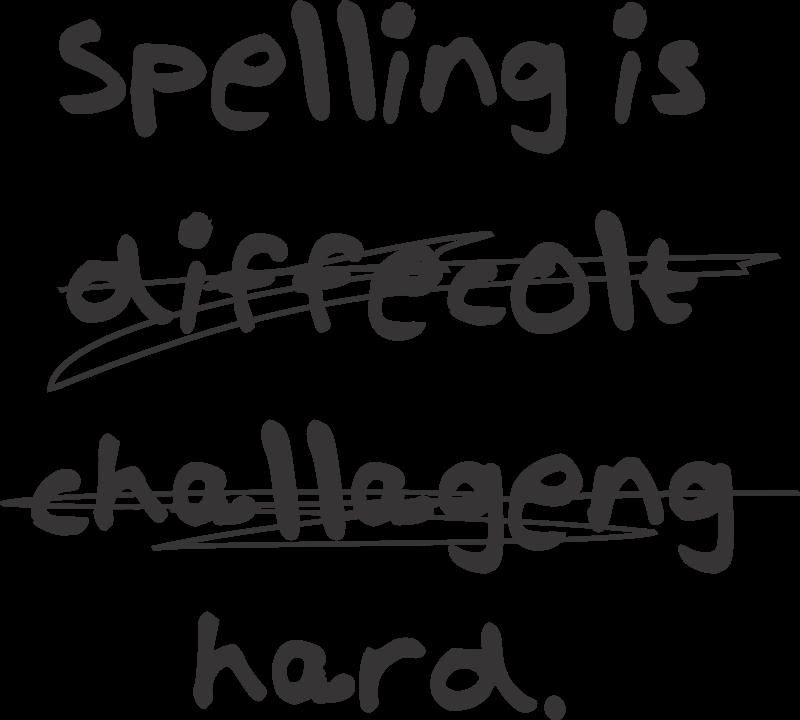 Jayce's Literacy Blog: How Do You Spell...?