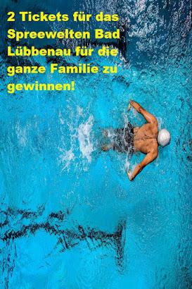 Schwimmbad Tickets Gewinnspiel