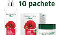 Castiga 10 pachete de produse cosmetice Farmec