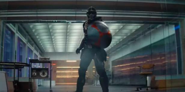 Taskmaster's Imitation of Captain America