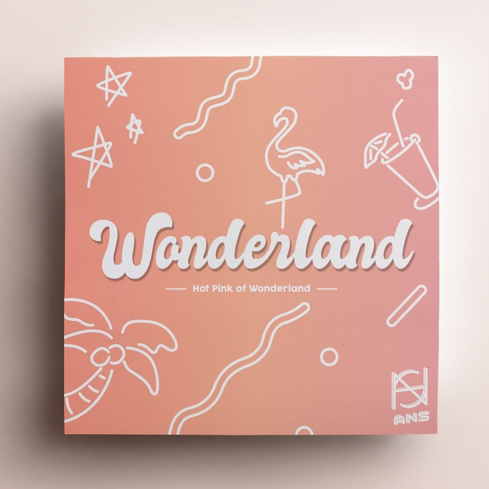 ANS – Wonderland – Single