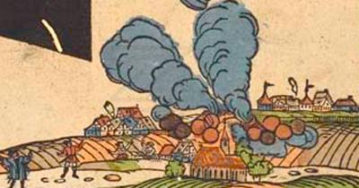A Batalha de Nurenberg e os Ovnis