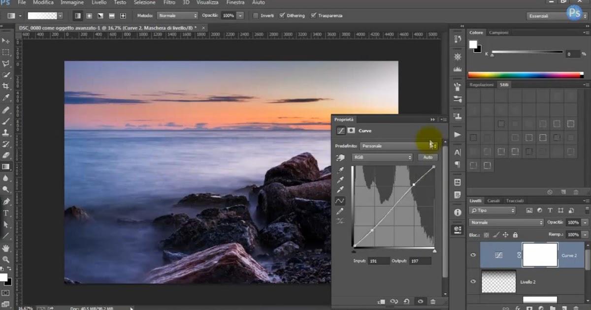 Fotoritocco del Paesaggio con Photoshop - Guida Completa