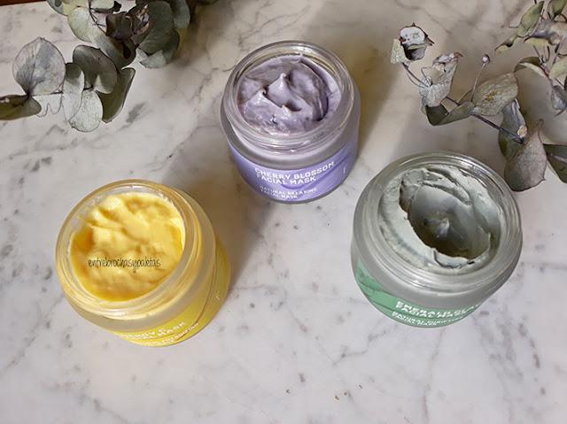 mascarillas faciales de freshly cosmetics