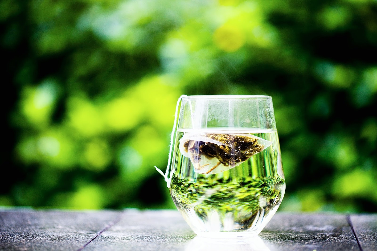 5 reasons to drink green tea every day