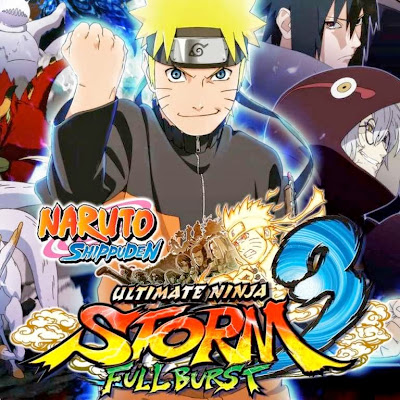 Cover Of Naruto Shippuden Ultimate Ninja Storm 3 Full Latest Version PC Game Free Download Mediafire Links At worldfree4u.com