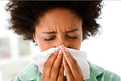 Inilah Cara Mudah Cegah Flu Dimusim Pancaroba