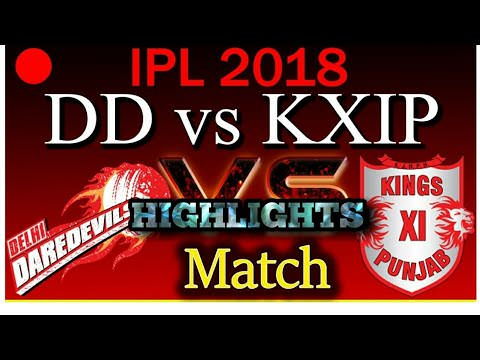 KXP VS DD Full Match Highlights (2018) Full HD 720p Free Download