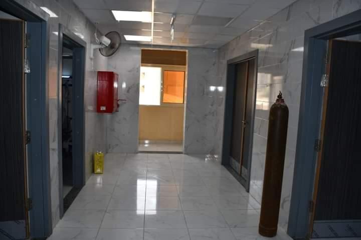 محافظ الفيوم يتفقد مستشفى الحميات لمراجعة مخزون الأكسجين والمستلزمات الطبية