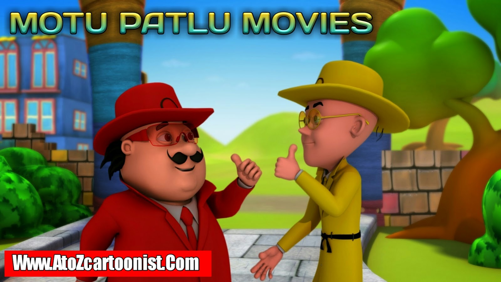 MOTU PATLU ALL MOVIES ACCORDING TO HINDI RELEASE HD DOWNLOAD/WATCH ONLINE