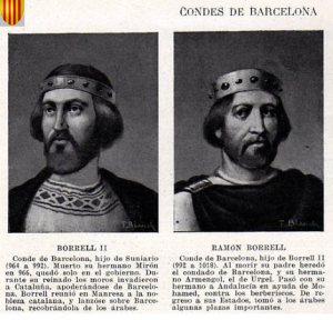 Borrell II Y La Independencia De Los Francos