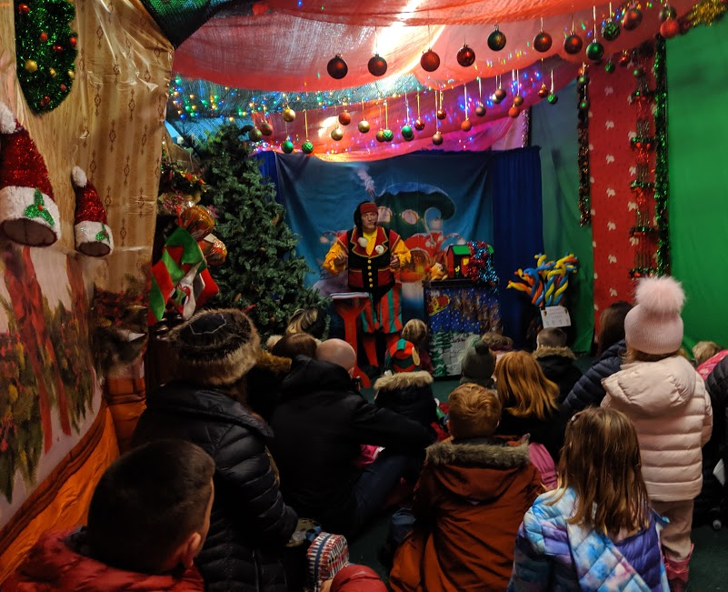 20 Christmas Eve Events for Kids in North East England - Winter Wonderland Whitehouse Farm