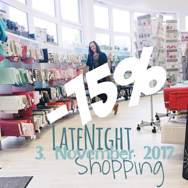 GrinseStern, latenight, shopping, stoffladen, grinsestern aktion